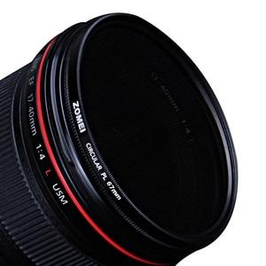 Image 5 - ZOMEI  AGC Optical Glass PRO CPL Circular Polarizing Polarizer Camera Lens Filter 52/55/58/62/67/72/77/82mm For DSLR SLR