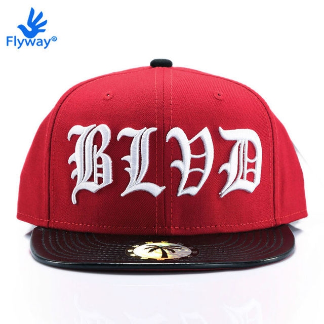 BLVD Supply Snapback Baseball Hat BLVD Red BK Gang adjustable Original Cap  Hip Hop Swag Last Kings Mens Casquette NY Gorras Bone 312cc6e2917