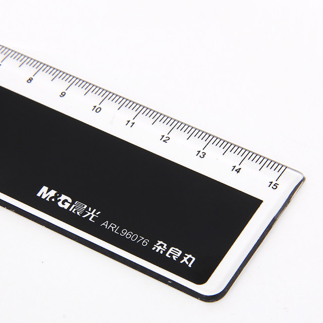 online shop 15cm m g cute kawaii drawing templates ruler office