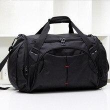 JXSLTC Большая водонепроницаемая дорожная сумка для женщин, ручная кладь, винтажные мужские дорожные сумки для путешествий, повседневная мужская сумка для выходных