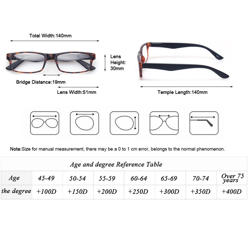 Jeftine naočale za čitanje za muškarce Proljetne naočale za - Pribor za odjeću - Foto 6