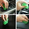 1 PC produtos de limpeza do carro magia cibernética super lavador de carro suprimentos de limpeza tomada cola limpo espuma lance microfibra esponja Gel