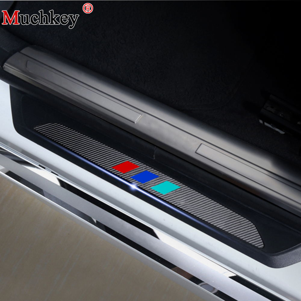 4pcs Stainless Fit For Bmw X1 F48 16-17 Door Welcome Sill Scuff Plate Trim Cover Online Shop Interior Mouldings Interior Accessories