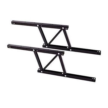 2 pcs Lift Up Coffee Table Hardware Fitting Furniture Mechanism Hinge Spring Drop Shopping