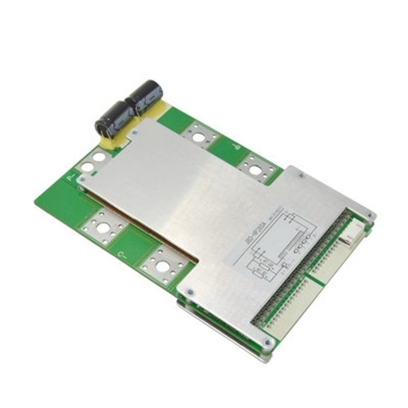 2019 17S 60V Lithium battery protection board polymer protection board 120A high current with Balance Same port BMS