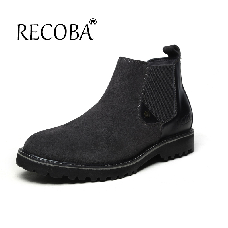 Online Get Cheap Black Suede Boots Men -Aliexpress.com | Alibaba Group