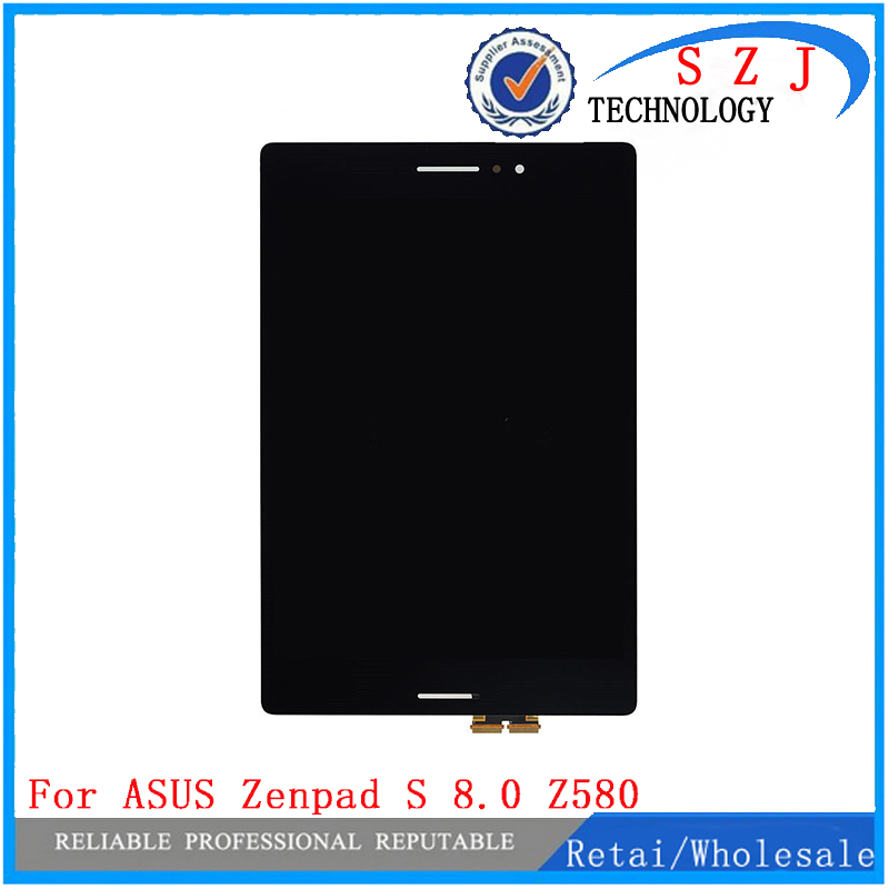 New 8'' inch For LCD Display Touch Screen Replacement ASUS Zenpad S 8.0 Z580 Z580CA Z580C TC079GFL05 20002105-03 + frame brand new vas5052a detector touch screen lcd screen well tested working three months warranty page 8