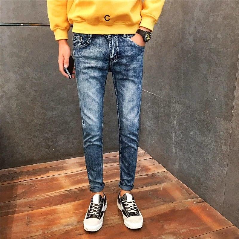 Popular Dark Blue Mens Jeans-Buy Cheap Dark Blue Mens Jeans lots ...