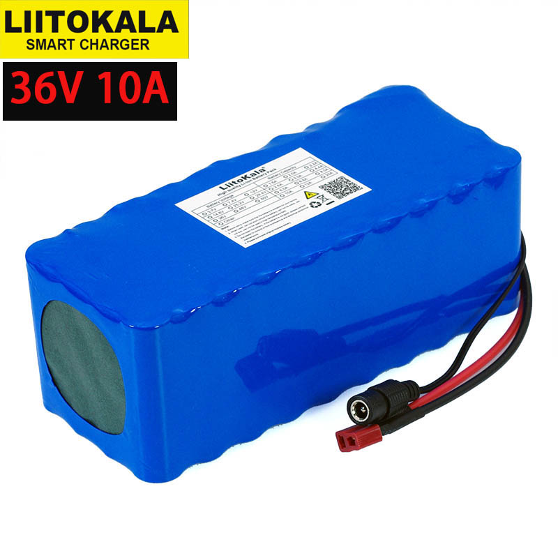 Image 5 - 36V 12Ah 10A 10.4ah 18650 Lithium Battery pack 12000mAh Motorcycle Electric Car Bicycle Scooter with BMS+ 42v 2A Charger-in Replacement Batteries from Consumer Electronics
