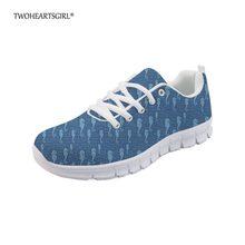 Para Transpirable Verano De Hipster Las Cómodas Twoheartsgirl Malla Zapatillas Zapatos Seahorse Mujeres 6zXaa1nA