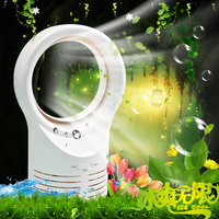 2016 New Hot Selling Office Portable Handheld Mini Usb No Blade Fan No Blades Electric Bladeless Cooler Air Condition