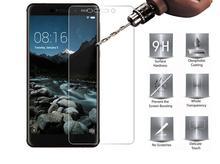 2 paket/grup Orijinal Temperli Cam Nokia 6.1 Ekran Koruyucu için Nokia 6 2018 Için cam Premium Koruyucu Sertleştirilmiş