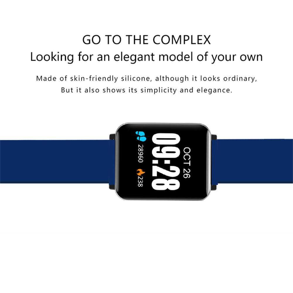 2019 Новый J10 Для мужчин Смарт часы 2019 Для женщин спортивные часы Фитнес трекер Браслет услышать Rate Monitor крови Давление Relogio IP67