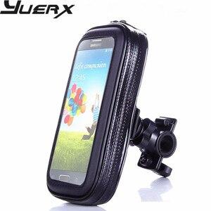 Bicicleta Suporte Do Telefone Móvel da Tela de Toque À Prova D' Água Caso Saco Para LG U/K10 K5 K7 K8 G6/X cam/X Power/X Estilo/ALL telefone