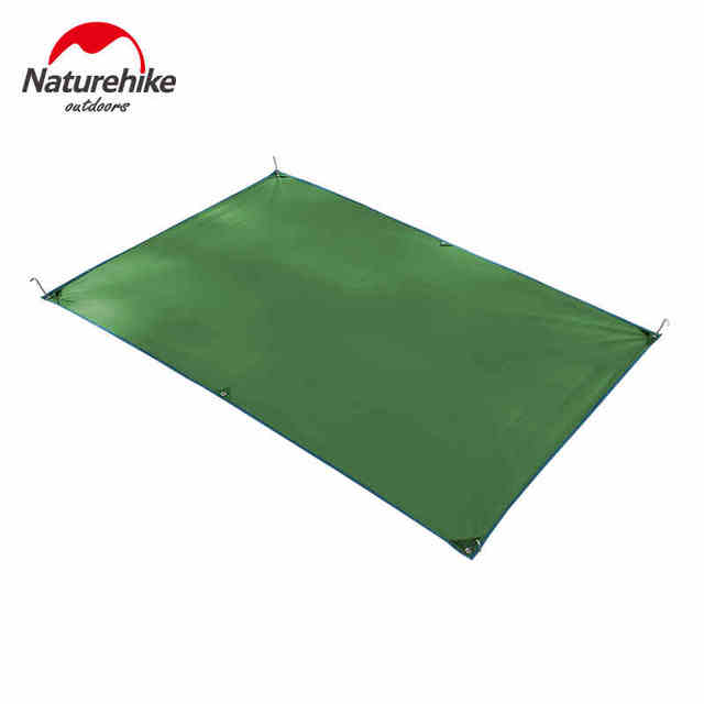 Naturehike Tent Mat Floor Multi-Purpose MINI Tarp Oxford Sun Shelter Camping Tent Footprint For 2 3 Person Tent