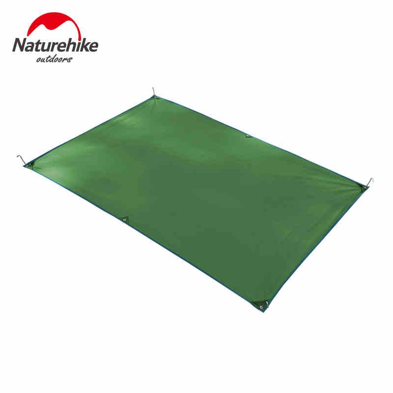 Naturehike Tente Tapis Polyvalent MINI Bâche Oxford Soleil Abri Camping Tente Empreinte Pour 2 3 Personne Tente dans Abri du soleil de Sports et loisirs