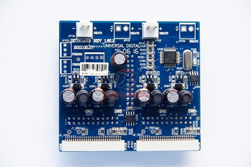 Phaeton UD-3286Q ECO Solvent Printer Printhead converting board JET Board galaxy solvent printer keypad board