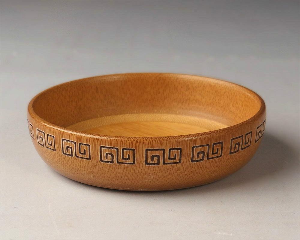 ANCIEN grand plat Asiatique en porcelaine de Chine ou