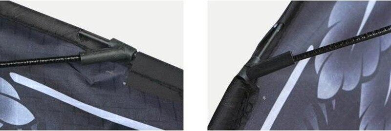Высокое качество 2 м орел кайт с ручкой линии fly легко 10 шт./лот легко Управление Лидер продаж открытый игрушки