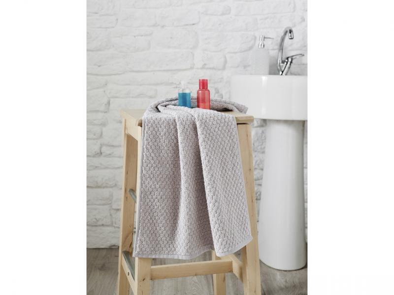 Towel bath KARNA, DAMA, 70*140 cm, beige towel bath santalino with рождением доченьки 70 140 cm
