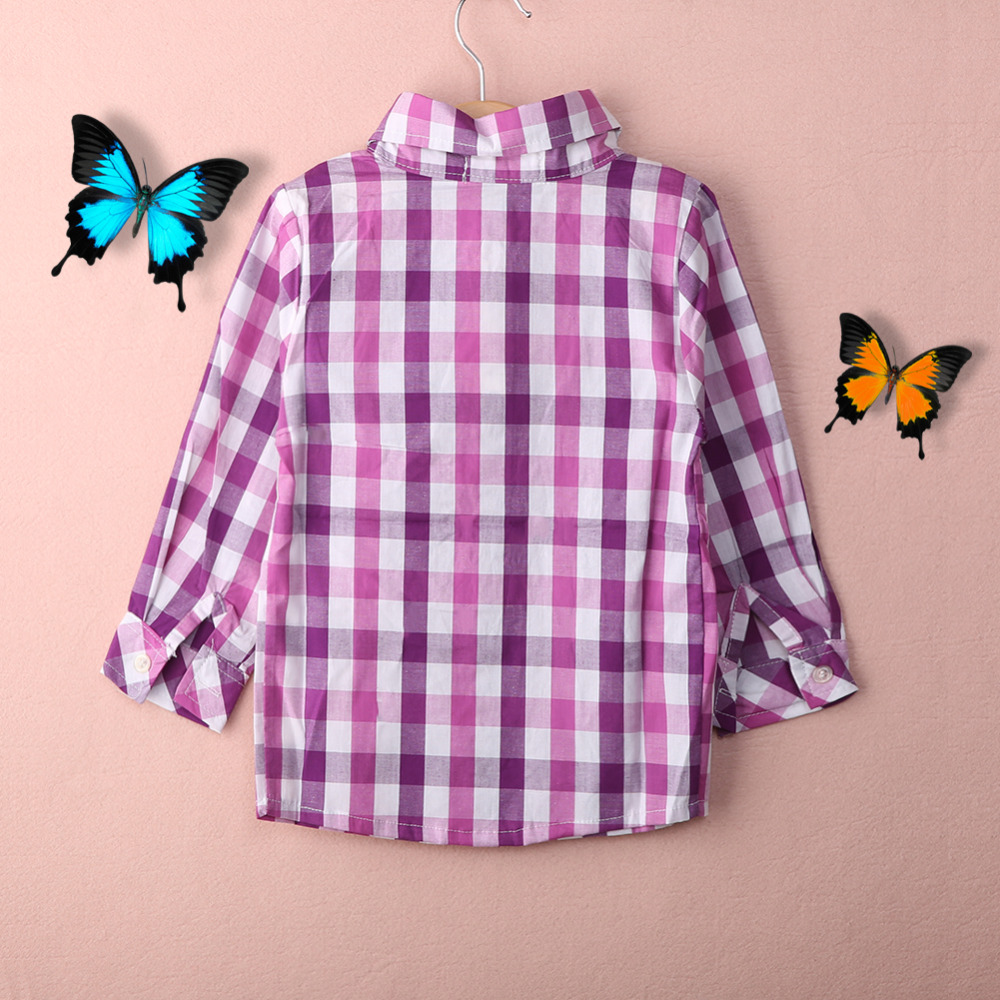 4ebee78a 2017 Fashion Spring Autumn Baby Kids Little Girls Tops Long Sleeve Shirts  Blouse 2 7Years-in Blouses & Shirts from Mother & Kids on Aliexpress.com |  Alibaba ...