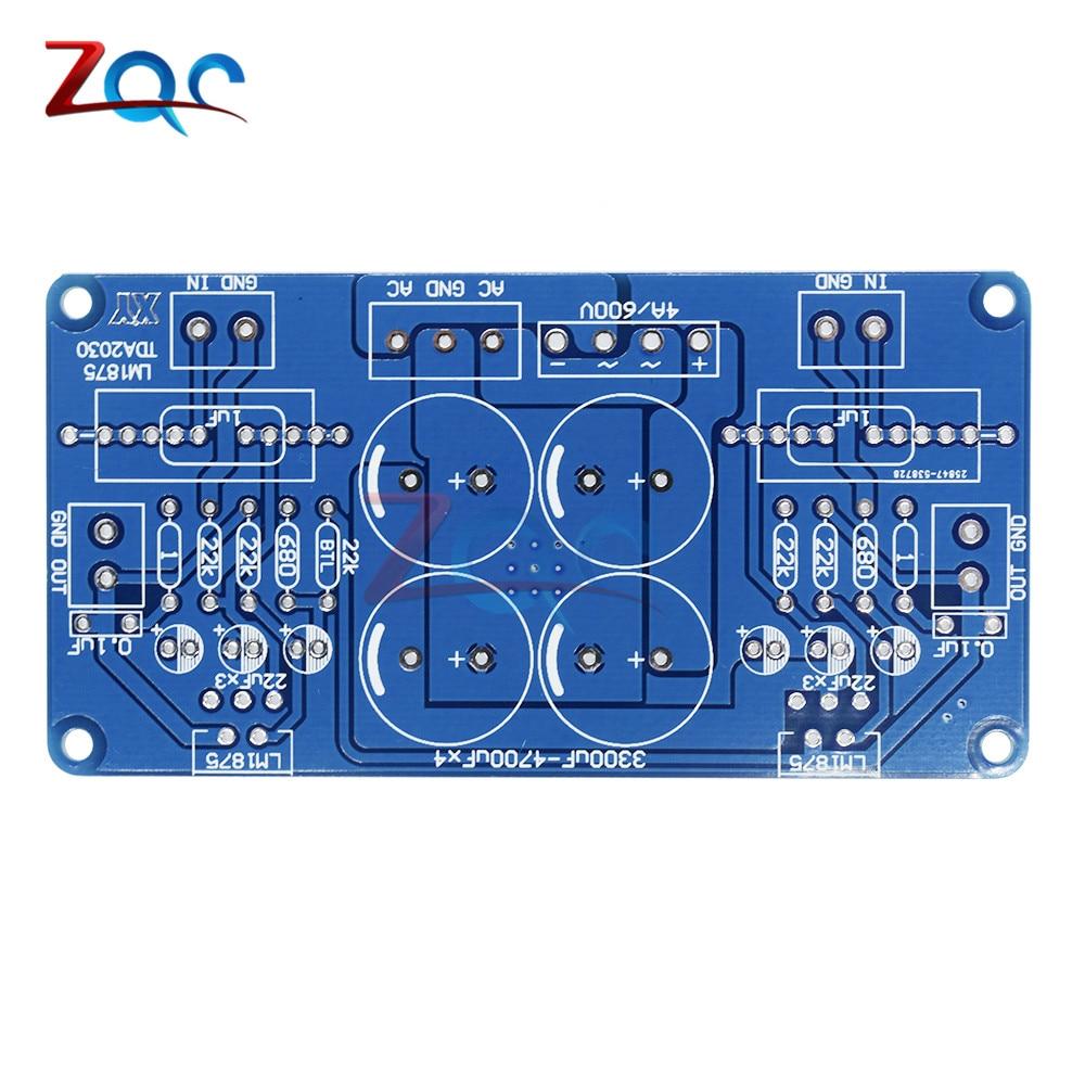 lm675 lm1875t tda2030 tda2030a audio power amplifier pcb board diy in instrument parts. Black Bedroom Furniture Sets. Home Design Ideas