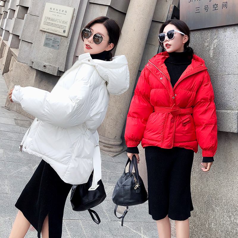 Winter   Down     Coat   women 2018   down   Jacket female White Duck   Down   Long Parkas   Coat   Female Hooded Pockets Snow Outwear collection