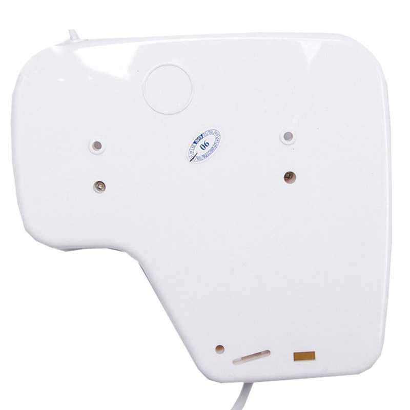 1300 Вт электрическая фен для волос холодный и горячий воздух для ванной комнаты, настенный вентилятор питания, с usb-разъемом Eu Plug