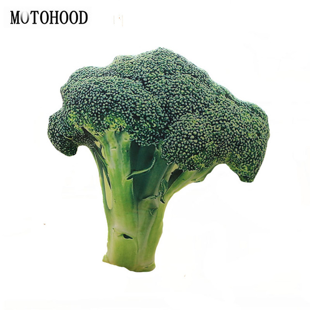 motohood mode 3d planter des l gumes pomme de terre brocoli peluche peluche coussin rond. Black Bedroom Furniture Sets. Home Design Ideas