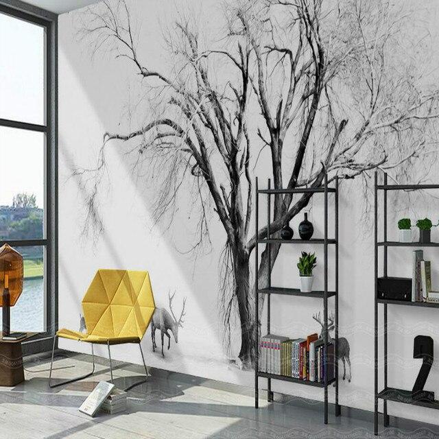 Carta da parati 3d per soggiorno per la casa foto moderna for Carta da parati moderna per soggiorno
