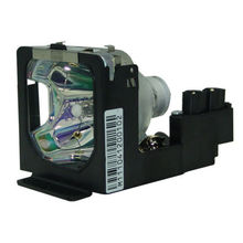 LV-LP10 / 6986A001 Lamp for Canon LV-5100/LV-5110/LV-7100/LV-7105 Projector Lamp Bulbs with housing free shipping
