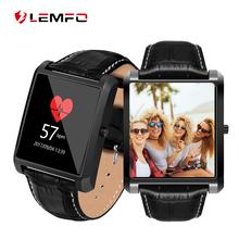 LEMFO LF20 smart watch mężczyźni kobiety kamera zdalna muzyka tętno inteligentny zegarek do monitorowania relogio inteligente dla androida IOS reloj tanie tanio Elektroniczny Passometer Uśpienia tracker Tętna Tracker Kalkulatory Tracker fitness Wiadomość przypomnienie Kalendarz