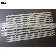 """12 יחידות x 47 """"תאורה אחורית LED רצועות עבור LG 47"""" טלוויזיה 47LN5200 LG47LP360 7LN540S 47LN519C 47LN613S 6916L 1174A 1175A 1176A 1177A"""