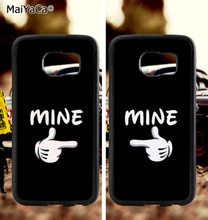 BFF you are mine best friends soft TPU edge phone cases for samsung s6 edge plus s7 edge s8 s9 S10 plus lite e note8 note9 case bff heart best friends soft tpu edge cell phone cases for samsung s6 edge plus s7 edge s8 plus s9 s10 plus lite e note 8 9 case