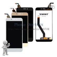 Продажа OEM 5.0 »полный ЖК-дисплей дисплей + Сенсорный экран планшета Ассамблеи для Huawei Honor 6a dli-l22 dli-l01 dli-tl20 dli-al10; 100% тестирование