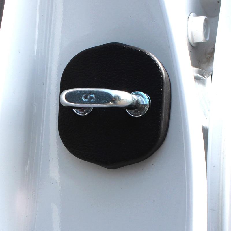 CITALL Yeni 4pc Maşın Qapı Dartan Kia Sorento Optima Hyundai Santa - Avtomobil ehtiyat hissələri - Fotoqrafiya 5