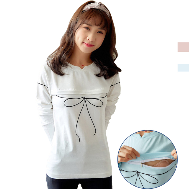 fa5429ed9b08c Funny Pregnancy Shirts for Mom Maternity Tops Long Sleeves Nursing Wear  Pregnancy Clothes Maternity Clothes