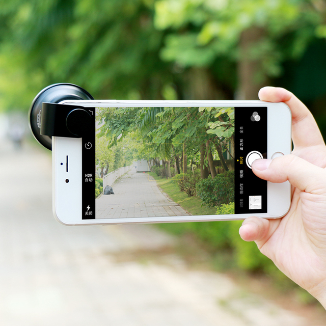 2X Telephoto Lens 4K HD Tele Portrait Lens Camera