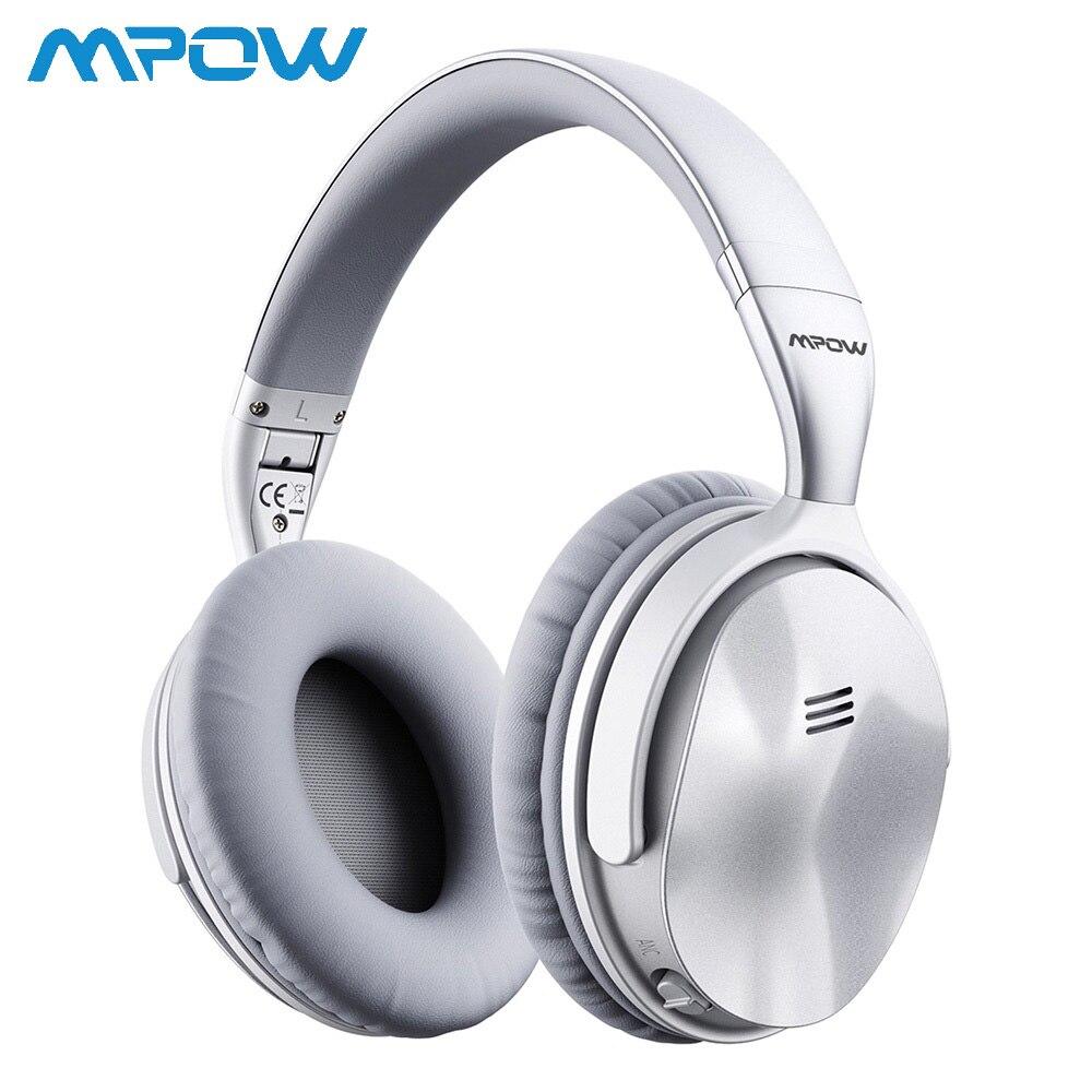 Mpow H5 True Active casque sans fil Super suppression de bruit casques V4.1 Bluetooth casque avec micro pour PC iPhone Xiaomi