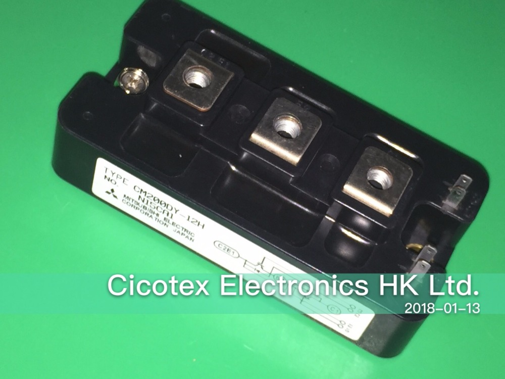 CM200DY-12H Module IGBT MOD DUAL 600V 200A H SER CM200DY12HCM200DY-12H Module IGBT MOD DUAL 600V 200A H SER CM200DY12H