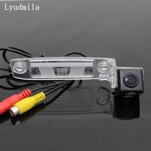 Lyudmila FOR KIA K3 Sportage R 2010 2011 2012 2013 2014 HD CCD Night Vision Car Reverse Back up Parking Camera Rear View Camera
