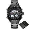 NAVIFORCE Mens Watches Top Brand Luxury Waterproof Sports Watches Men Quartz Analog Digital Wrist Watch Clock relogio masculino