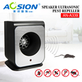 2 X Aosion AN-A339 Ultrasonic mice mouse Anti  rats repeller eletronicos pest reject Insect Cockroach repeller repelente