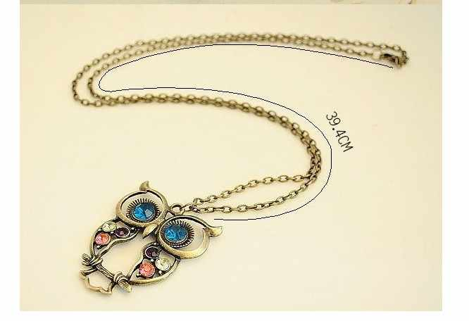 Wholesale Love Black Crystal Pendant Necklace For Women Bijoux Collares Jewelry Exo Colar 2019 new Girl One Direction NA600