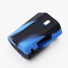 10pcs/lot  Silicone Case For WISMEC Reuleaux RXmini Kit 80W Silicone Case RX mini Reuleaus Protective Silicone Case 9 Colors