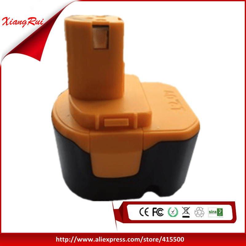 Xruitn 12v 3000mah Rechargeable Battery Pack Power Tool