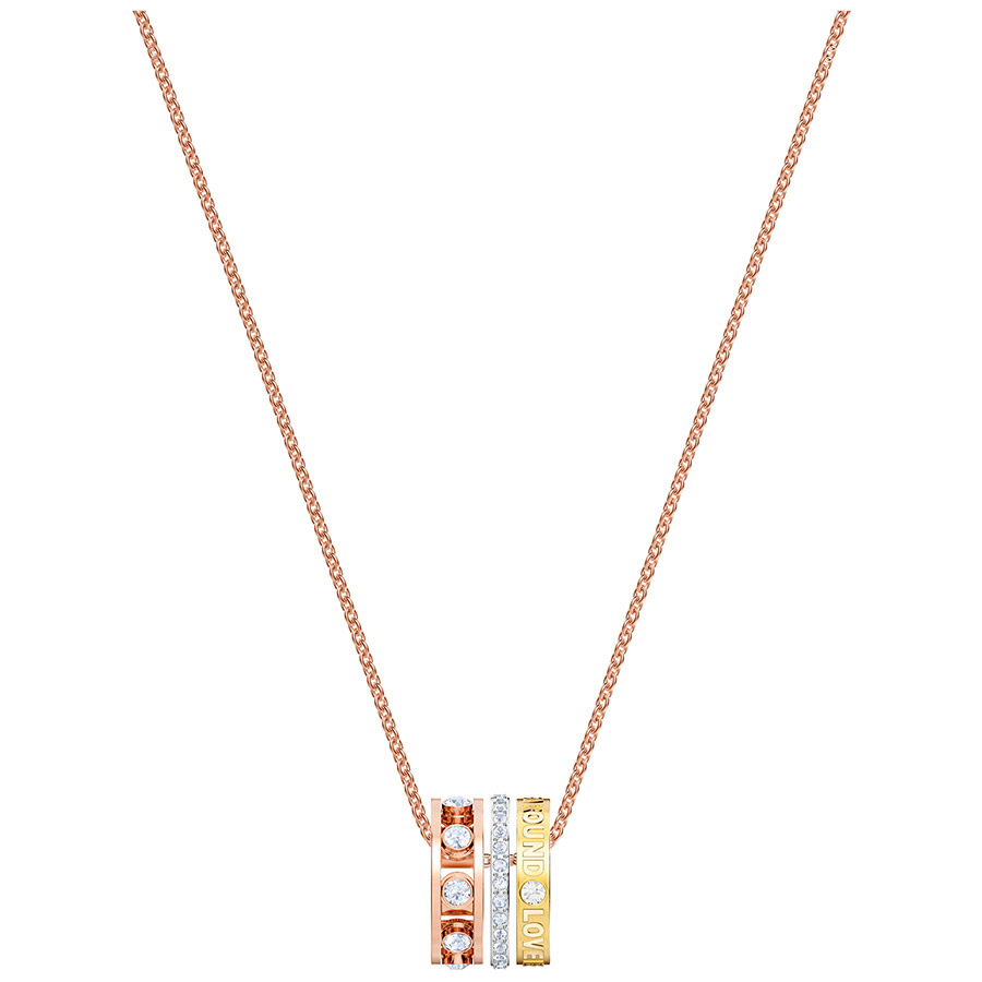 High quality SWA. Trinity high Pendant Necklace
