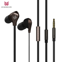 Original EINSEAR FIX Hifi Earphone 3 5mm Metal Stereo Headset Earbuds Auricular Earphone For Iphone Xiaomi