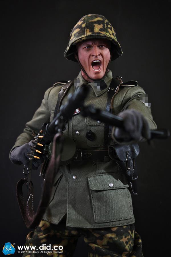 1/6th scale doll WWII Panzer Division Gunner Alois 12 action figure doll Collectible German Military model Plastic toy gift bronco model 1 35 scale military models cb35020 german land wasser schlepper lws limited edition plastic model kit