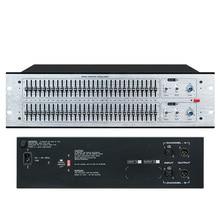 Audio processor DN360 electronic graphic equalizer dual 31 segment electronic graphic equalizer 3U